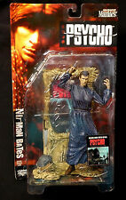 Psycho Norman Bates AF & Poster Movie Maniacs Series 2 McFarlane Toys Horror