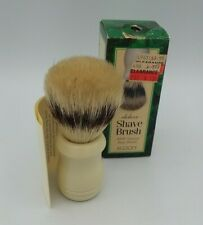 Boar Shave Brush, New In Box, Van Der Hagen, Natural Boar Bristle