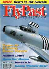 Flypast 1996 June Javelin,Spitfire,Beaufighter,Duxford,Hawker Hart,Marauder