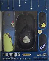 FF Final Fantasy XIV shiny mouse and pad fat chocobo TAITO Anime JAPAN 2018