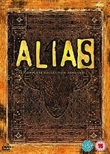 Alias: The Complete Series 1-5  (UK IMPORT)  DVD NEW