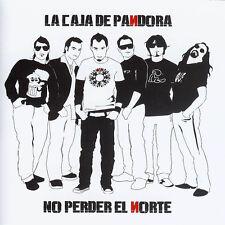 LA CAJA DE PANDORA - NO PERDER EL NORTE - CD NUEVO Y PRECINTADO - POP ROCK