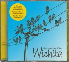 Wichita There'S Only One T In - Bloc Party/Peter Bjorn/Blood Brothers/Espers Cd