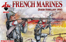 Red Box - French Marines - 1:72