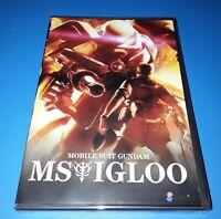 (DVD) MOBILE SUIT GUNDAM: MS IGLOO (2017, 3-Disc Set) anime