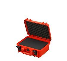 Waterproof Dustproof Ip67 Rated Hard Protective Medium Camera Case With Foam