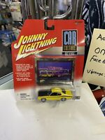 Johnny Lightning Car Culture Art Cars 1971 Plymouth Duster 340 - Yellow