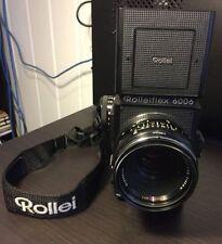Rolleiflex Medium Format Film Cameras