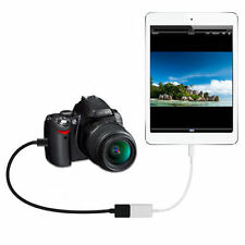 MACCHINA fotografica-Connection-Kit-8-Pin-OTG - Lightning-USB-Cavo-Adattatore - Per-IPAD-AIR-MINI