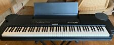 Yamaha PF1500 with AWM electronic piano (black) - used condition