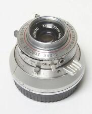 Kodak ektar 44 3.5 lens for fuji FX