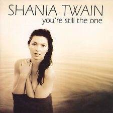 Shania TWAIN	You're Still The One Promo 1-track CARD SLEEVE	CD SINGLE	Mercury ‎
