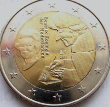 manueduc   HOLANDA  2011  2 EUROS   ERASMUS  DE ROTTERDAM   RARA  NUEVOS