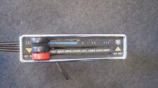 USED ORIGINAL GENUINE PORSCHE 914 DASH FRESH AIR DEFROSTER SWITCH PANEL NLA