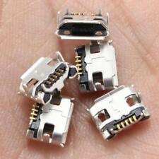 20Pcs Mini Micro USB Type B Female 5 Pin SMT SMD DIP Socket Connector Po RSD