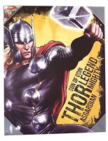 """Marvel Avengers The Mighty Thor Canvas Print Wall Art Home Decor 20"""" x 16"""" NEW"""
