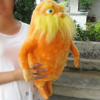 "New Large 20"" Dr. Seuss The Lorax Lorax Plush Toy Gift"