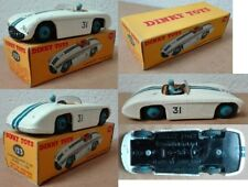 Dinky Toys 133 Cunningham C-5R Road Racer die cast 1/43 with driver