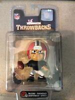 Atlanta Falcons NFL Lil Teammates Vinyl Throwback Quarterback Figure Series 2