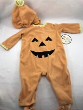 Pottery Barn Kids HALLOWEEN PUMPKIN Baby Costume 6-12 Months NWT Like no Other