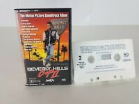 Beverly Hills Cop 2 II: Motion Picture Soundtrack (Cassette Tape) 1987 MCA