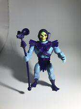 Skeletor Vintage Half Boot Peach Cheeks Masters of the Universe Figure Complete