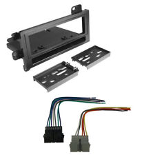 CAR RADIO STEREO CD PLAYER DASH INSTALL MOUNTING KIT FITS WITH JEEP VEHICLES