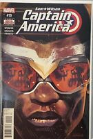Sam Wilson Captain America #19 (2015 Marvel)