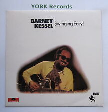 BARNEY KESSEL - Swinging Easy - Excellent Condition LP Record Polydor 2460 130