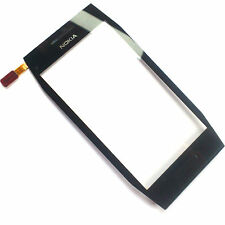 100% ORIGINALE NOKIA X7-00 Digitizer Touch Screen Glass Panel + Front Surround + cornice