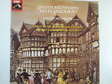 LP GREENSLEEVES TO A GROUND D.Mundrow G.Malcolm CDS3781