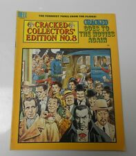 1975 CRACKED Magazine Collectors Edition #8 FN+ DELL