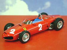 IXO 1/43 LA STORIA FERRARI 156 f1 #2 PHIL HILL WINNER 1st ITALY GP MONZA 1961