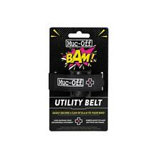 Muc Off BAM Utility Belt Universal Tyre Sealant Bicycle Mounting Strap - Black