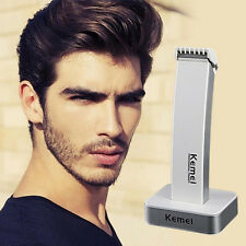 Kemei Rechargeable Hair Clipper Electric Shaving Machine Razor Beard Trimmer New