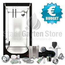 BUDGET Growbox Komplett Set 400 Watt Secret Jardin HS100 100x100x200 grow set