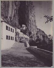 Ville à identifier Croatie Montenegro Italie ? Vintage citrate ca 1890