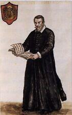CLAUDIO Monteverdi Ritratto Compositore ITALIANO 8x5 pollici stampa