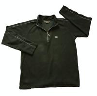 Men's Green 90's Vintage Nike Crewneck Sweater Size M