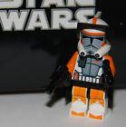 LEGO STAR WARS CUSTOM CLONE COMMANDER TROOPER CODY ARC GEAR MINIFIG MINIFIGURE