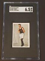1929 Sulima Bilder #3 Gene Tunney SGC 6.5 EX-MT+ Newly Graded and Slabbed