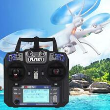 FS-i6 Flysky AFHDS 2.4GHz 6CH Radio Transmitter & FS-iA6 Receiver for RC Heli MT