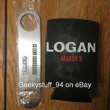 Logan Movie Bottle Opener And Koozie. Brand New. Marvel Comics Wolverine.