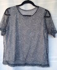 Bentley Woman Tank With Sheer Top Xl