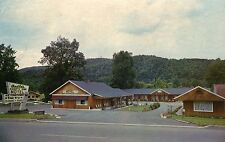 Bodle's Knotty Pine Motel Us Route 15 Williamsport Pa Old