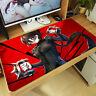 Persona 5 Niijima Makoto Anime Mouse Pad Yugioh Playmat Gaming Keyboard Desk Mat