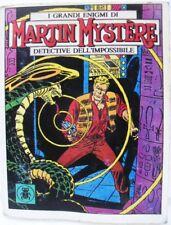 """MARTIN MYSTÈRE """"I mitici numero 1"""" Edizioni d'arte Lo Scarabeo luglio 1992"""