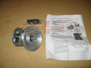 New Spin on Oil Filter Adaptor for Triumph TR6 and GT6  TR250 High Quality
