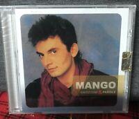 Mango Canzoni Best Of Emozioni & Parole CD Nuovo Custodia nn Perfetta Come Foto