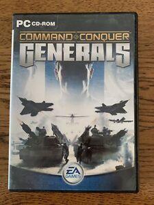 Command & Conquer Generals (PC Game , 2003)